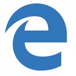 logo microsoft edge browser