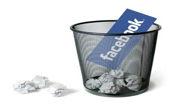 procedura cancellazione definitiva account facebook