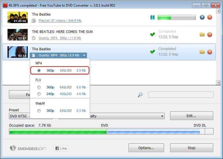 scaricare video youtube con Free Youtube Downloader