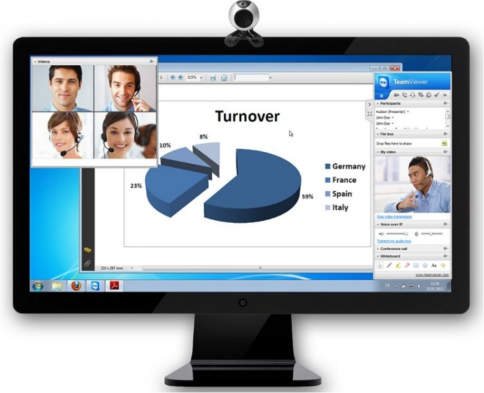 teamviewer meeting seofarming