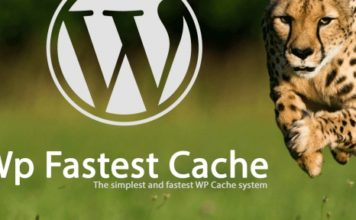 wp fastest cache word press plugin